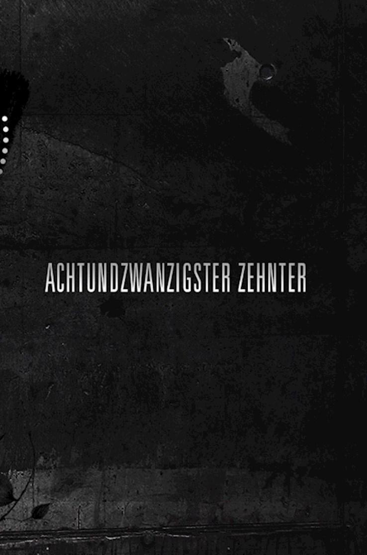 NOHO Hamburg Eventflyer #1 vom 28.10.2017
