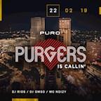 Puro Berlin Purgers is callin'