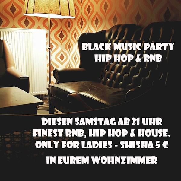 Party Cafe Wohnzimmer 13022016