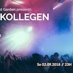 Suicide Circus Berlin Electric Sound Garden pres. Telekollegen