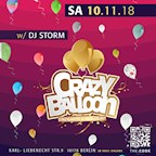The Code Berlin Crazy Balloon - Knallbunte Dekoration !