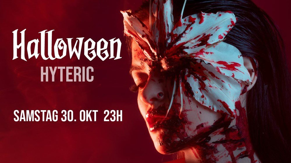 King Karaoke Berlin Halloween - Hysteric