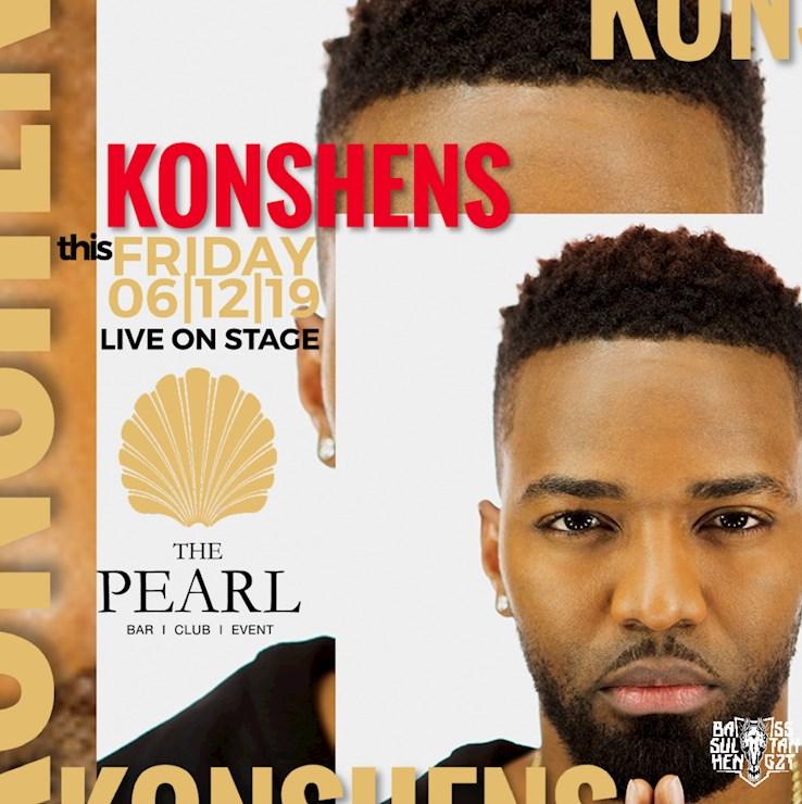 The Pearl 06.12.2019 Konshens Live | Urban Zoo