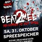 Spreespeicher Berlin Beat2Meet *Halloween an der Spree*