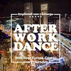 Puro Berlin After Work Dance 20th floor Europa-Center mit Live Music + kostenlosen Dinner Buffet