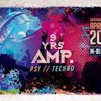 M-Bia Berlin 9 Jahre Amp. Psy/Techno Closing/w.Hippie Mafia