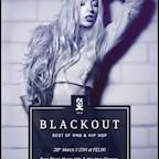 Felix Berlin Blackout! Die Black Music Party in Deinem Felix