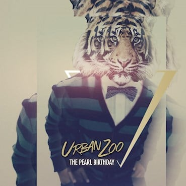 The Pearl 28.08.2015 Birthday Week - Urban Zoo - Jeden Freitag Hip Hop, Rnb & Trap