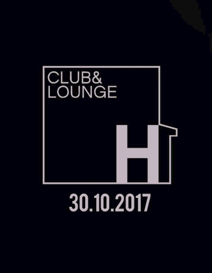 H1 Club & Lounge Hamburg Eventflyer #1 vom 30.10.2017