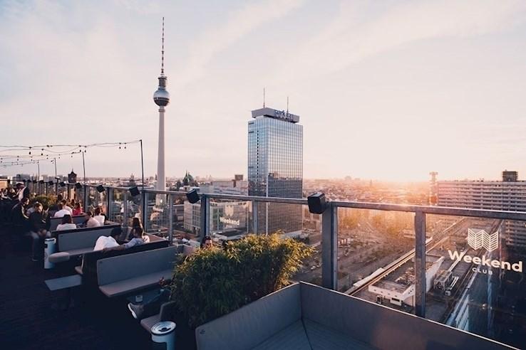 Club Weekend Berlin Eventflyer #1 vom 19.06.2021