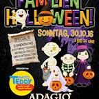 Adagio  Das große Familien Halloween präs. von Radio Teddy