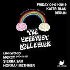 Kater Blau Berlin Souvenir Music - Linkwood / M€rcy / Sierra Sam / Norman Methner