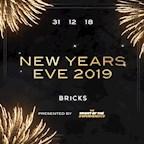 Bricks Berlin New Year's Eve 2019