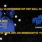 NOHO Hamburg Hip Hop Ball Presents: The Cold November Issue at NOHO