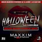 Maxxim Berlin Halloween Katakomben