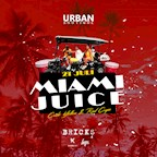 Bricks Berlin Urban Boutique #11 Miami Juice - Code Yellow & Red Cups