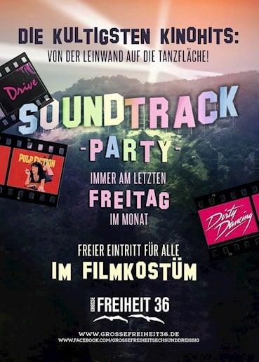 Große Freiheit 36 26.08.2016 Soundtrack Party - Von der Leinwand auf die Tanzfläche