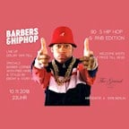 The Grand Berlin Barbers & Hip Hop - 90s RnB & Hip Hop Edition