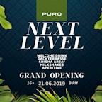 Puro Berlin Next Level Rooftop Opening