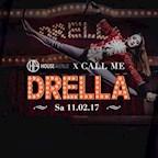 Avenue Berlin House Avenue x Call me Drella München