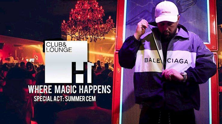 H1 Club & Lounge 27.10.2018 H1 Where Magic Happens | Special Act: Summer Cem