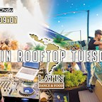 Club Weekend Berlin Latin Tuesday Rooftop
