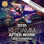 The Pearl Berlin Ku'damm After Work   104. 6 RTL – Das Original