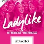 Adagio Berlin Ladylike! White Night (we know what girls want)