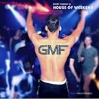 Club Weekend Berlin GMF - Berlins Sungay Night