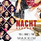 Maxxim Berlin Nacht Dekadenz