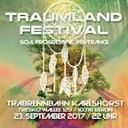 Trabrennbahn Karlshorst Berlin Traumland Festival