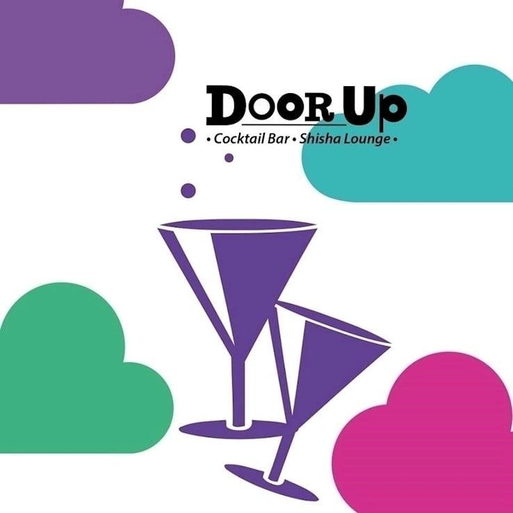 DoorUp Bar Bergedorf Hamburg Eventflyer #1 vom 27.04.2017