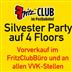 Fritzclub Berlin Die große FritzClub Silvesterparty