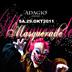 Adagio Berlin Masquerade - Halloween Edition