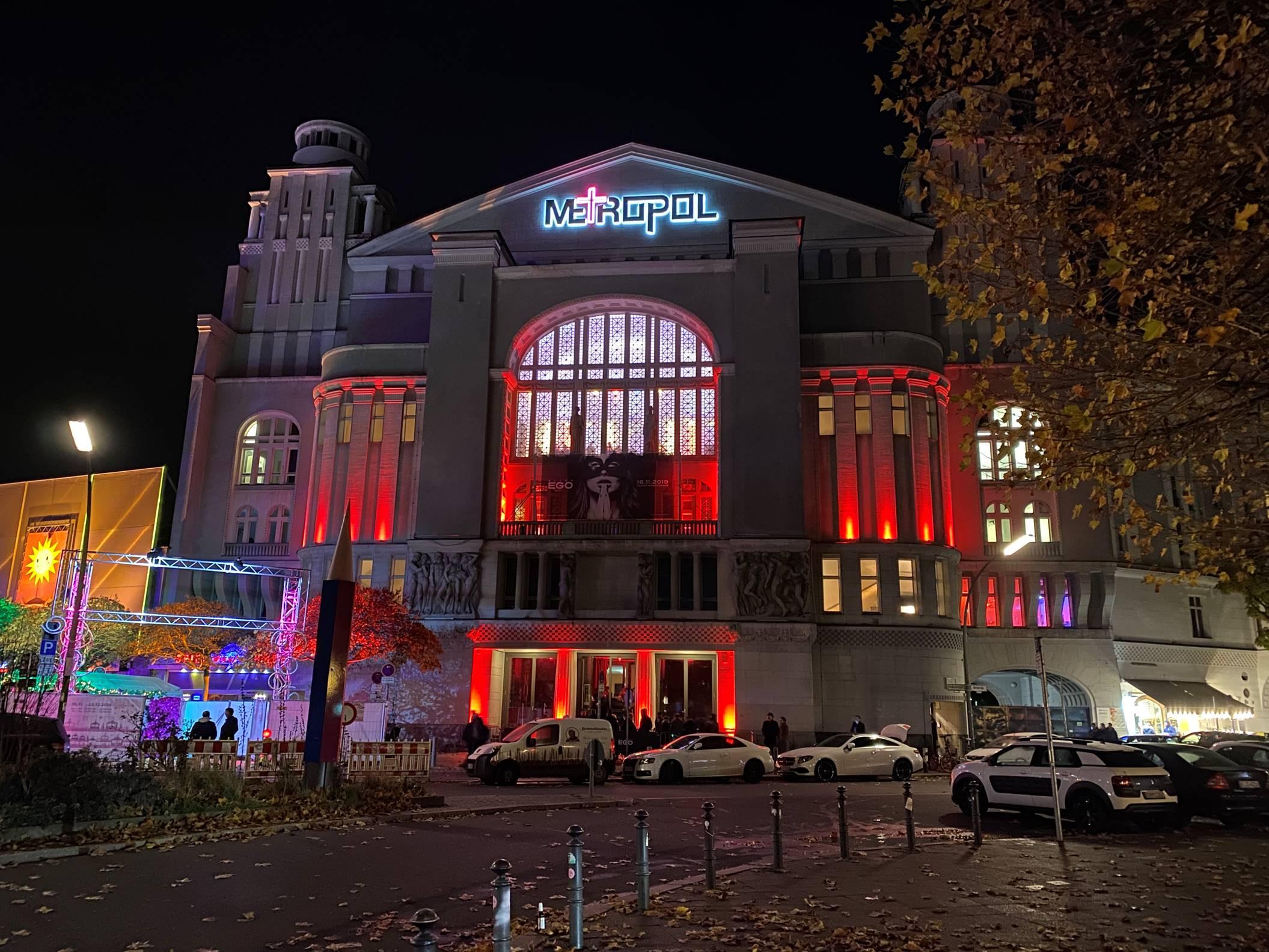 Metropol Berlin Foto #1 aus der Location