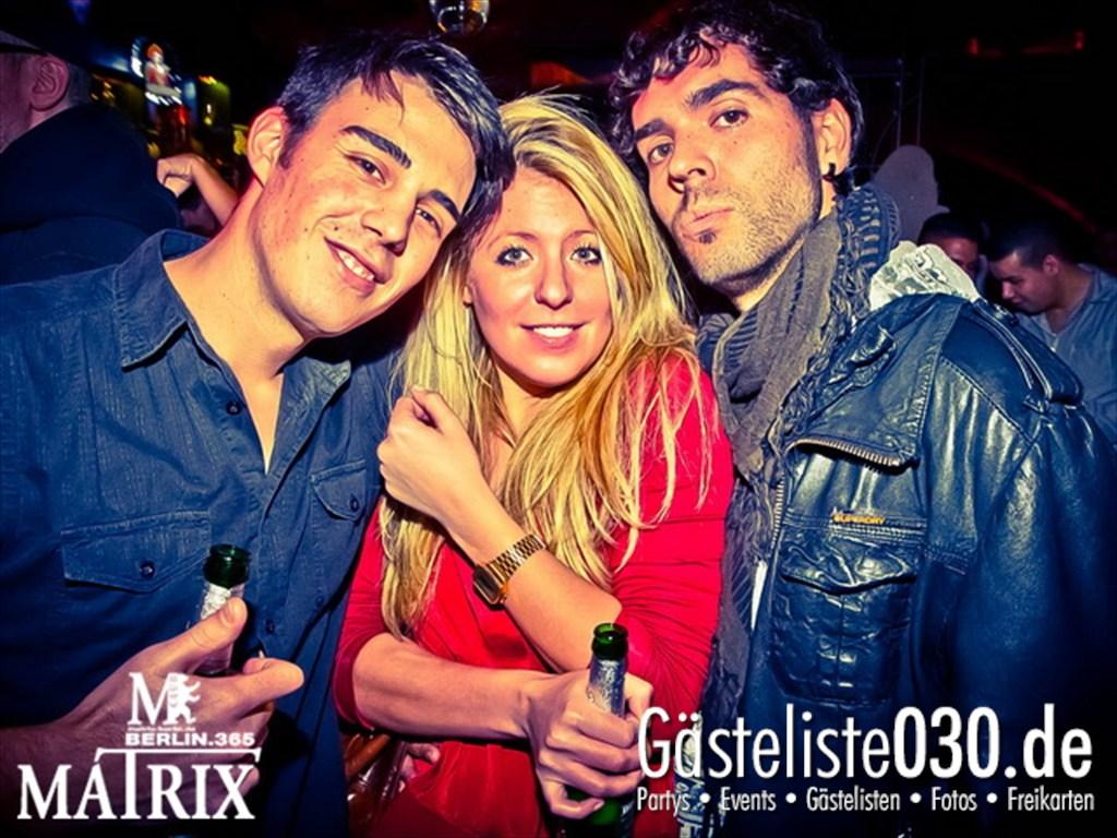 Partyfoto #75 Matrix 28.11.2012 Allure