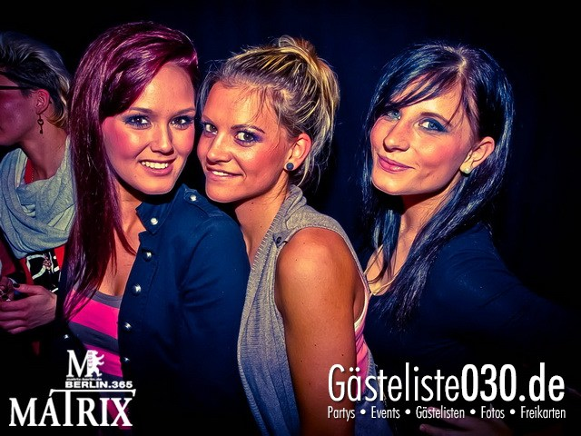 https://www.gaesteliste030.de/Partyfoto #6 Matrix Berlin vom 28.11.2012