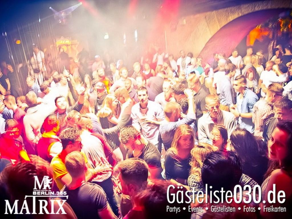 Partyfoto #50 Matrix 28.11.2012 Allure