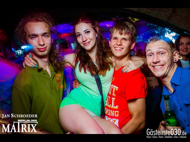 https://www.gaesteliste030.de/Partyfoto #114 Matrix Berlin vom 16.08.2013