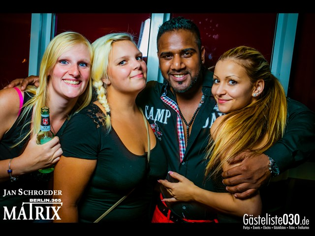https://www.gaesteliste030.de/Partyfoto #144 Matrix Berlin vom 16.08.2013