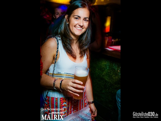 https://www.gaesteliste030.de/Partyfoto #106 Matrix Berlin vom 16.08.2013