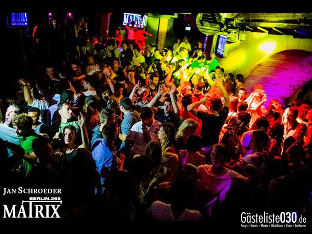 https://www.gaesteliste030.de/Partyfoto #52 Matrix Berlin vom 16.08.2013