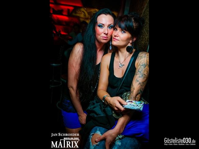 https://www.gaesteliste030.de/Partyfoto #157 Matrix Berlin vom 16.08.2013