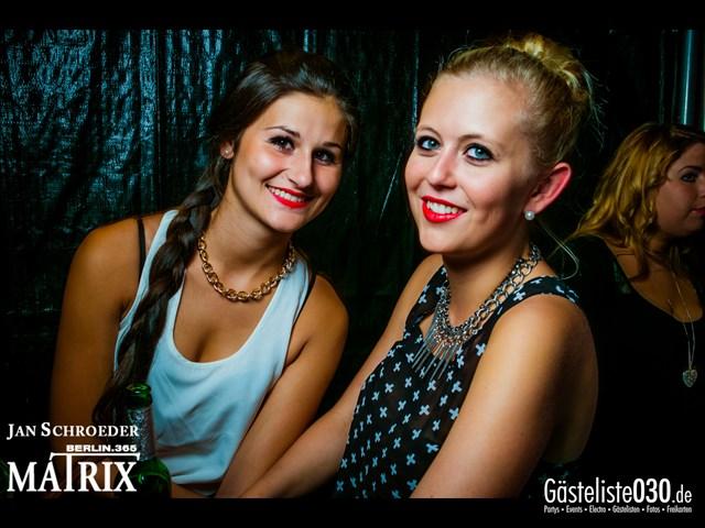 https://www.gaesteliste030.de/Partyfoto #99 Matrix Berlin vom 16.08.2013