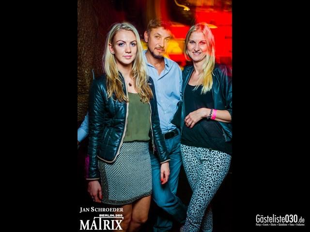 https://www.gaesteliste030.de/Partyfoto #108 Matrix Berlin vom 16.08.2013
