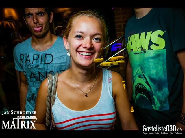 https://www.gaesteliste030.de/Partyfoto #156 Matrix Berlin vom 16.08.2013
