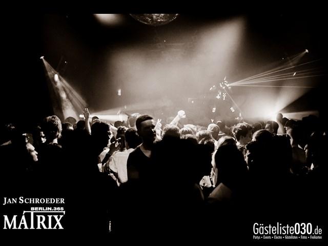 https://www.gaesteliste030.de/Partyfoto #100 Matrix Berlin vom 16.08.2013