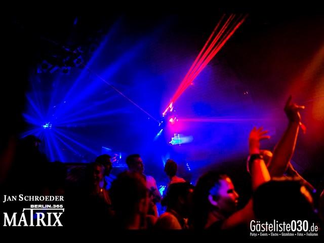 https://www.gaesteliste030.de/Partyfoto #105 Matrix Berlin vom 16.08.2013