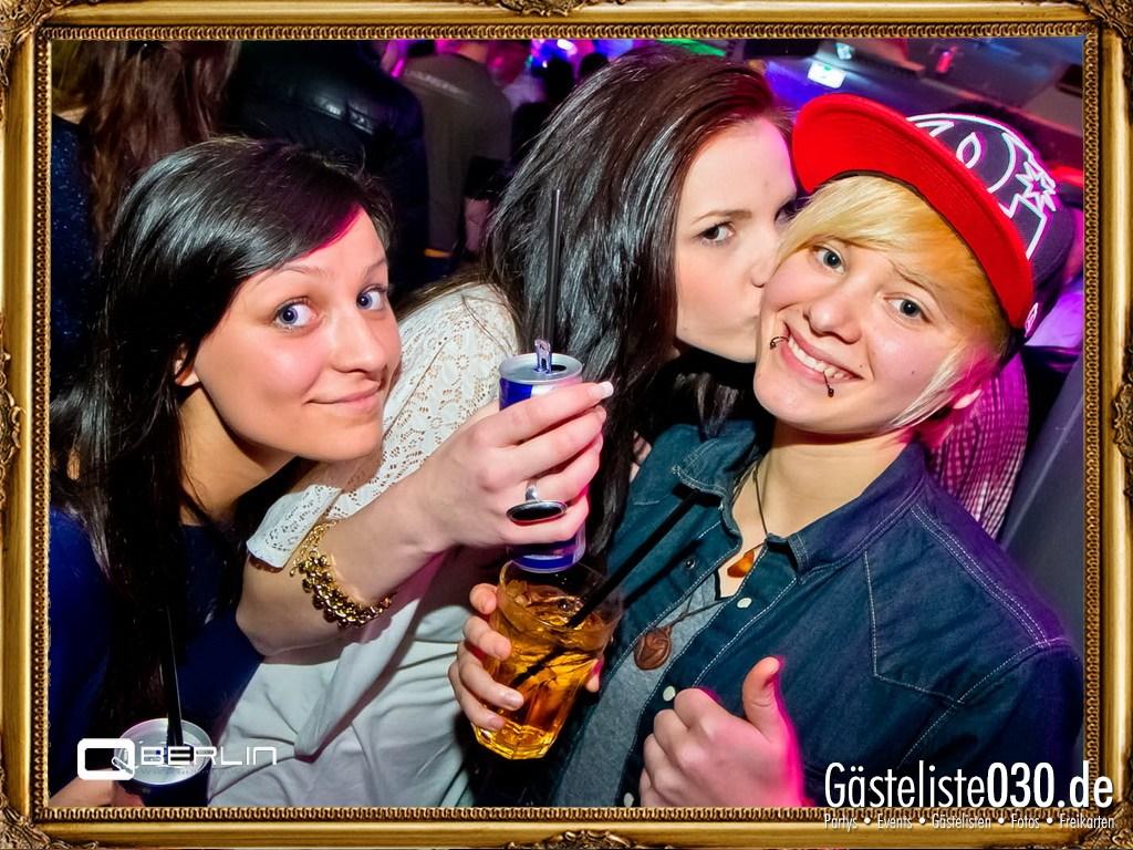 Partyfoto #48 Q-Dorf 25.12.2012 Friday Bang  - Satisfaction