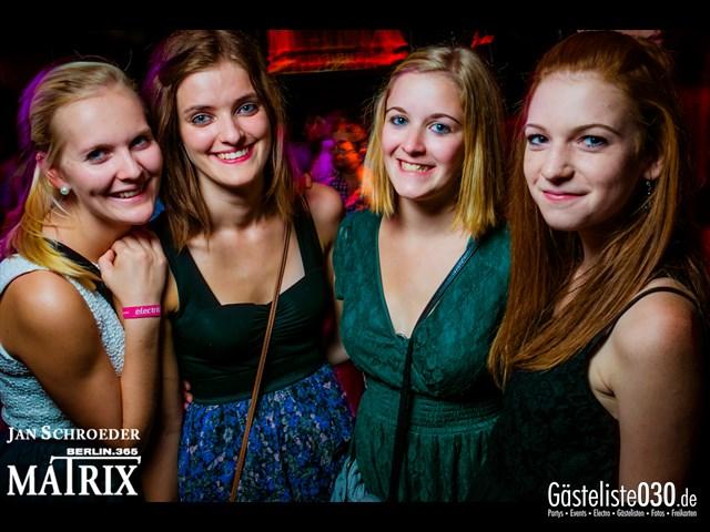https://www.gaesteliste030.de/Partyfoto #136 Matrix Berlin vom 20.08.2013